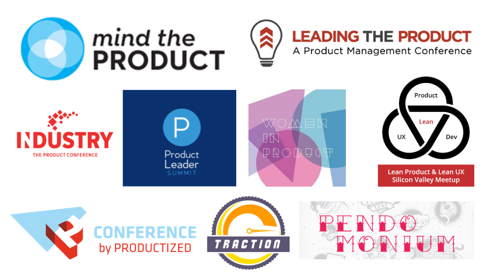 The Top Product Conferences of 2019